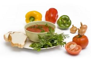 Постные и рыбные супы