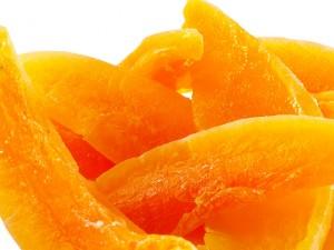 Постные апельсиновые цукаты